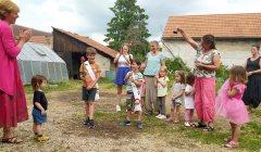 Loučení s předškoláky DS Jiřička