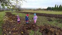 Práce s půdou