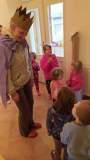 Miluška slaví s dětmi